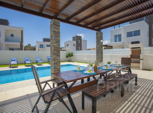 Cyprus property, Villa for holiday rent ID:8835