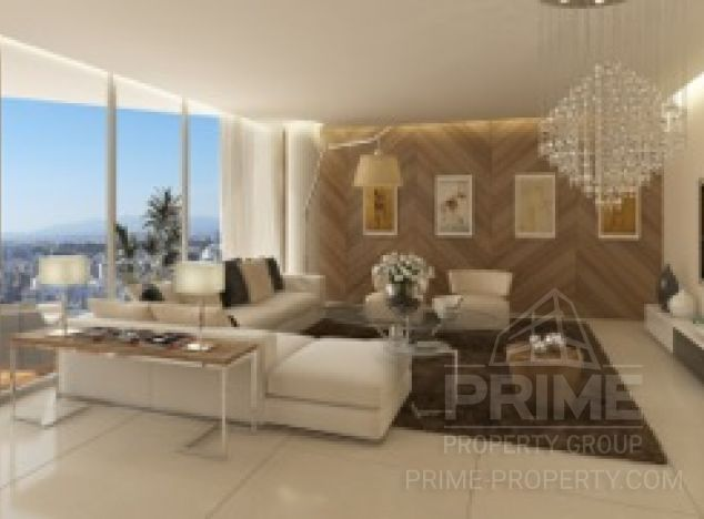 Cyprus property, Apartment for sale ID:8836