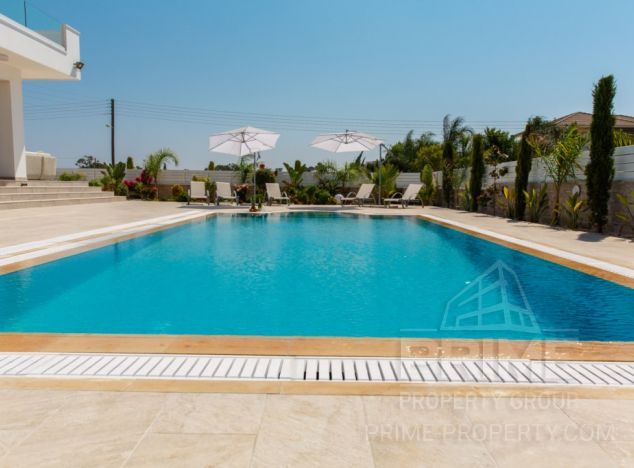 Cyprus property, Villa for holiday rent ID:8839