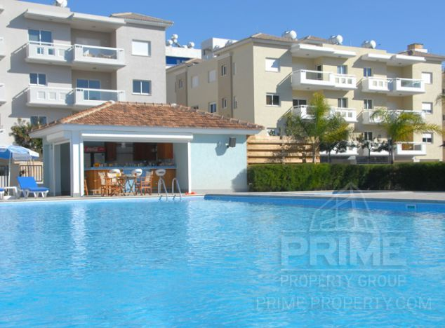 Cyprus property, Apartment for sale ID:8861