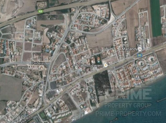 Cyprus property, Land for sale ID:8869