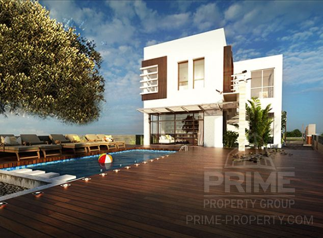 Cyprus property, Villa for sale ID:8871