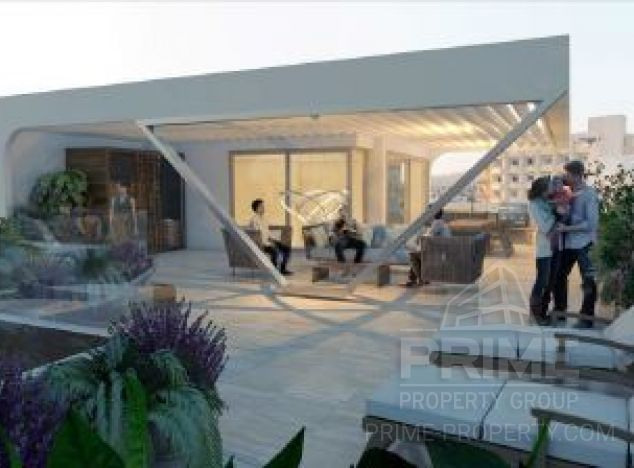 Cyprus property, Apartment for sale ID:8883
