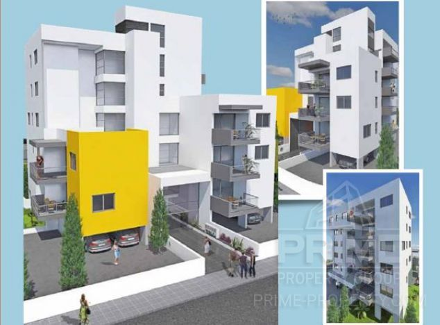 Cyprus property, Apartment for sale ID:8891