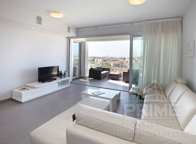 Cyprus property, Apartment for sale ID:8900