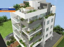 Cyprus property, Apartment for sale ID:8911
