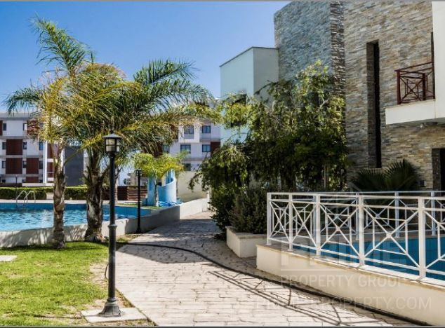 Cyprus property, Garden Apartment for sale ID:8918
