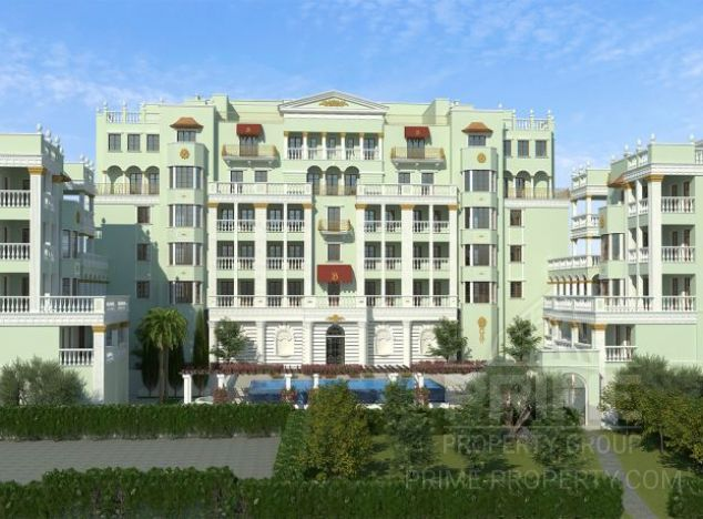 Cyprus property, Apartment for sale ID:8923