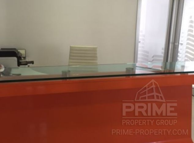 Cyprus property, Office for rent ID:8934