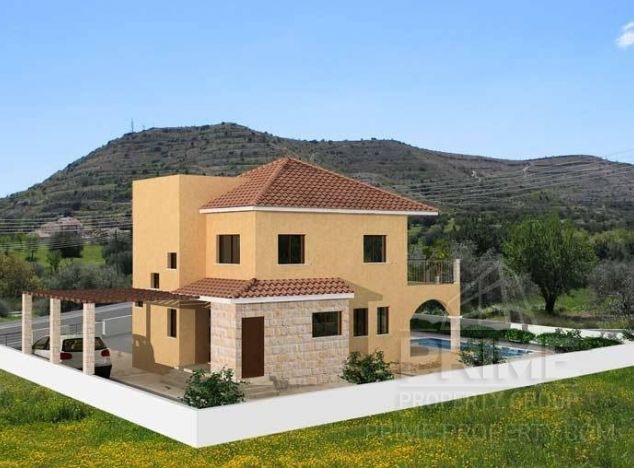 Cyprus property, Villa for sale ID:8935