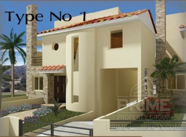 Cyprus property, Villa for sale ID:8939