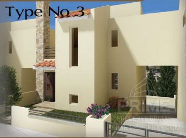 Cyprus property, Villa for sale ID:8941