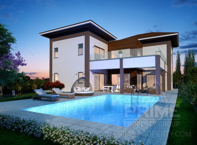 Cyprus property, Villa for sale ID:8946