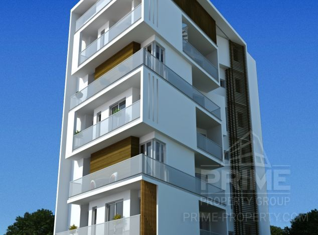Cyprus property, Apartment for sale ID:8954