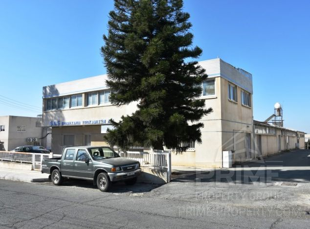 Cyprus property, Industrial estate for sale ID:8993
