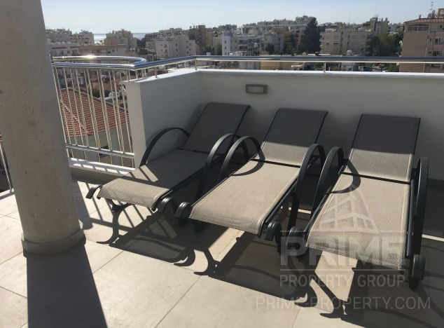 Cyprus property, Penthouse for rent ID:8996