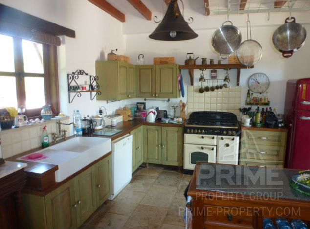 Cyprus property, Villa for rent ID:9049