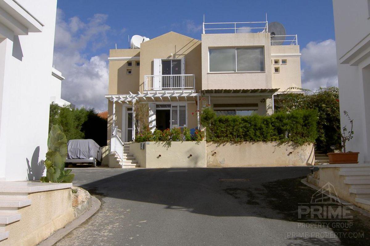 Предложение № 9052 - Paphos, Townhouse 82 м2