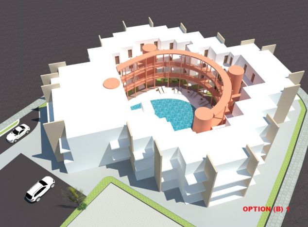 Buy Hotel 9068 in Larnaca