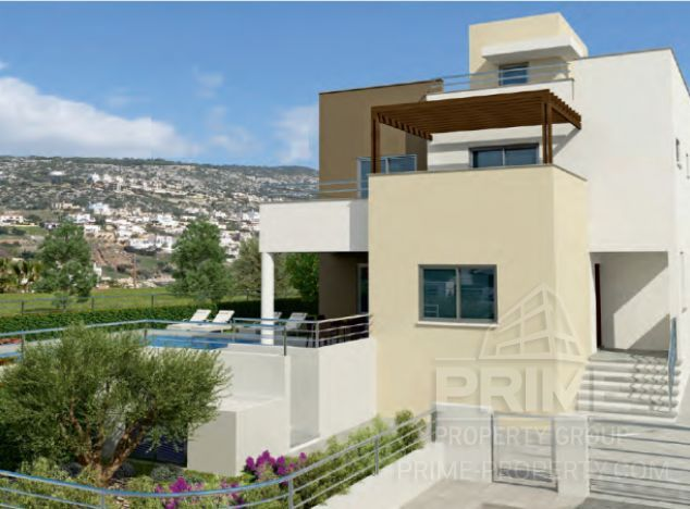 Cyprus property, Villa for sale ID:9220