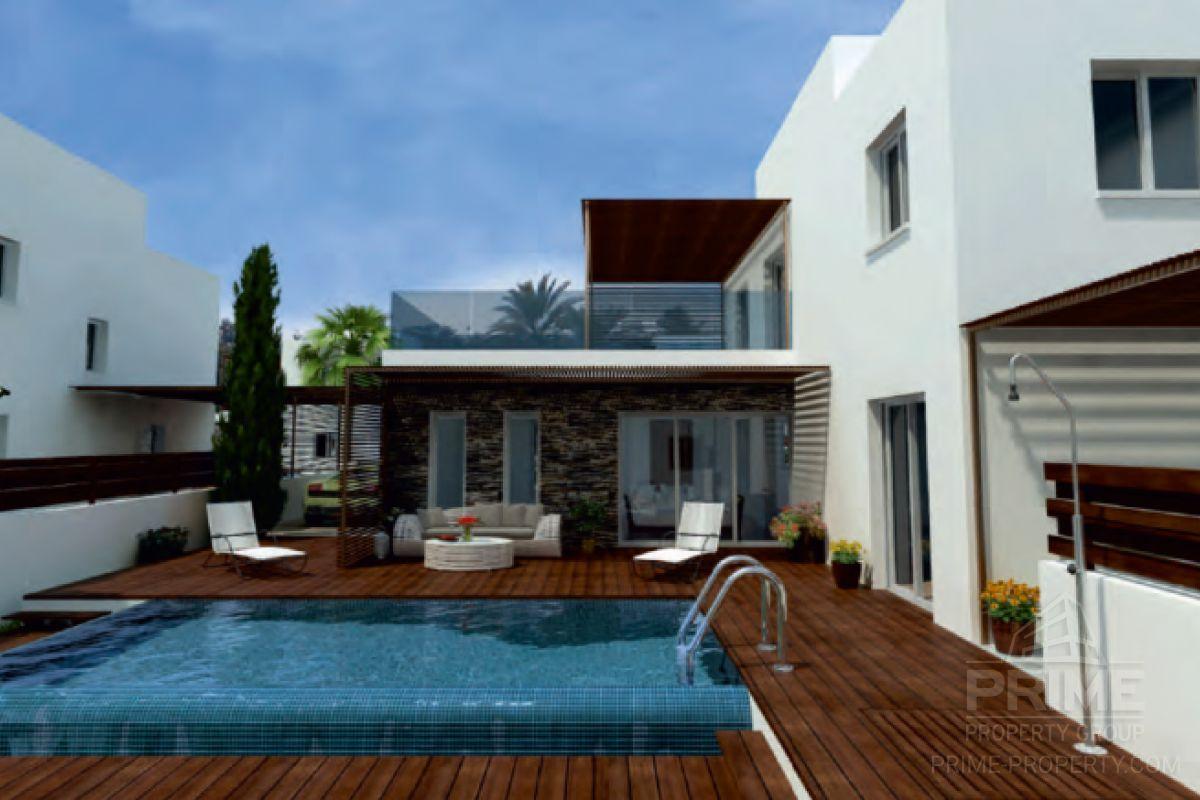Предложение № 9276 - Paphos, Villa 220.4 м2