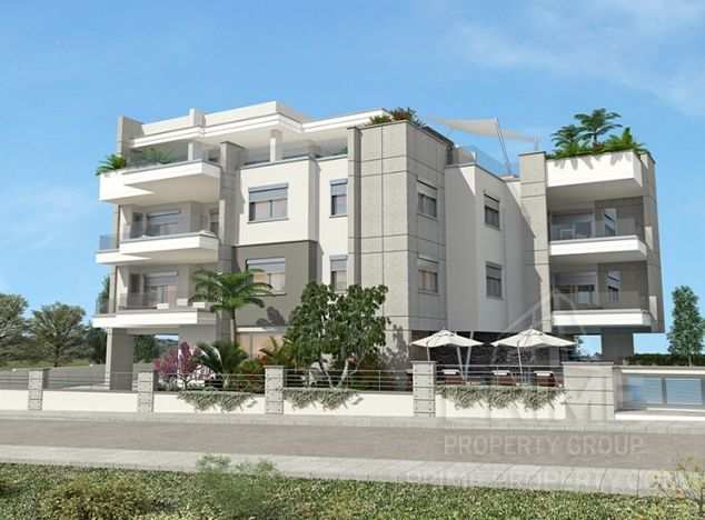Cyprus property, Apartment for sale ID:9349