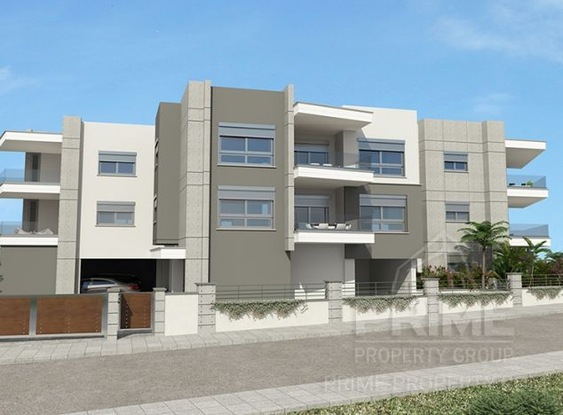 Cyprus property, Apartment for sale ID:9350