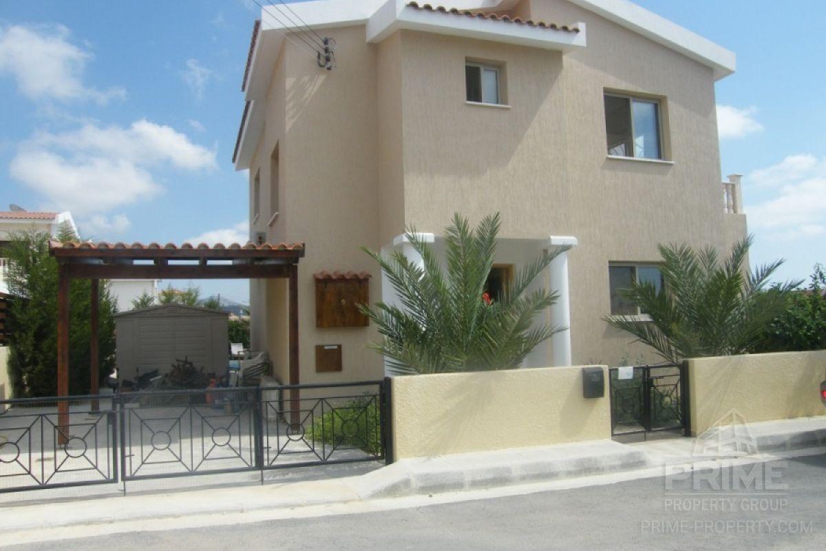 Предложение № 9353 - Paphos, Villa 180 м2