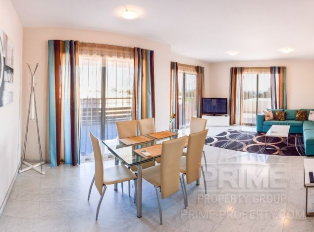 Cyprus property, Penthouse for rent ID:936