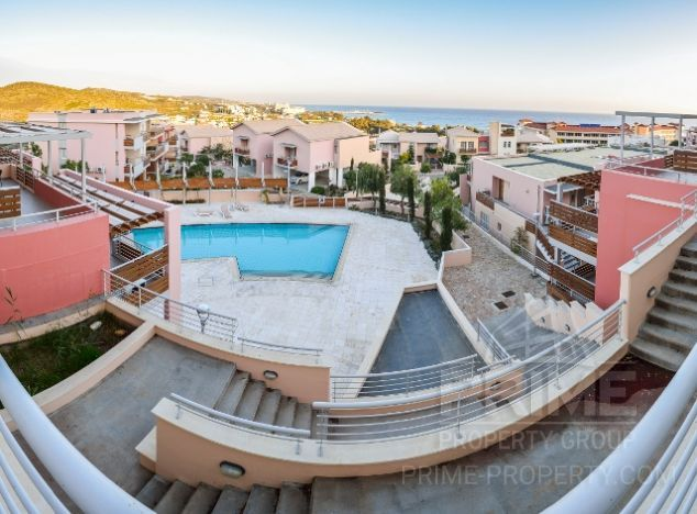 Cyprus property, Penthouse for holiday rent ID:936