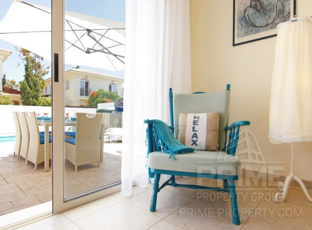 Cyprus property, Villa for holiday rent ID:9407