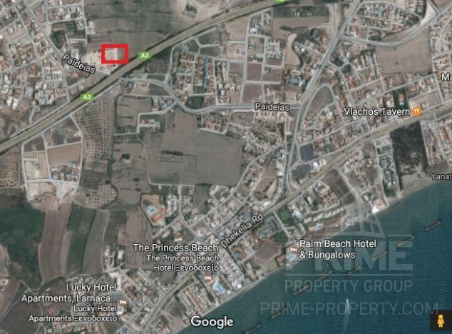 Cyprus property, Land for sale ID:9416
