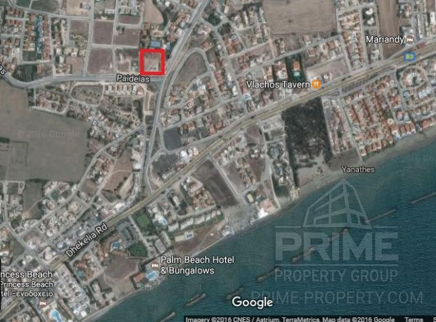 Cyprus property, Land for sale ID:9420