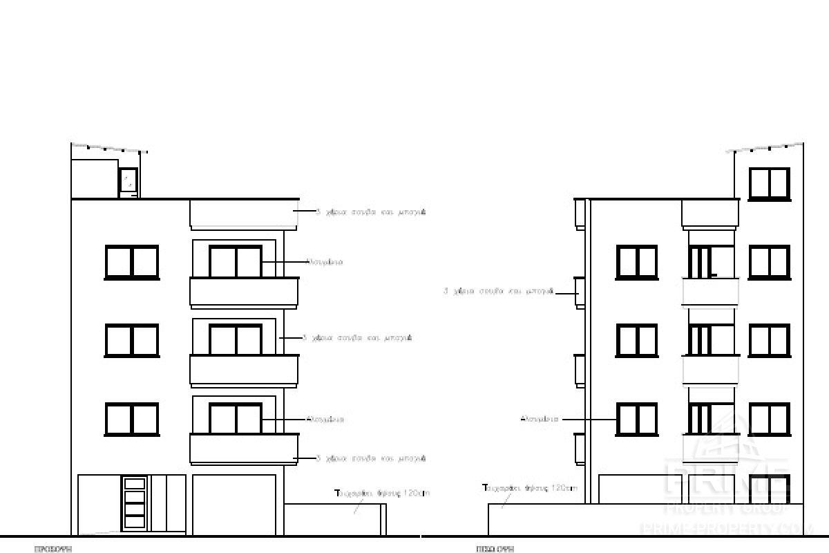Предложение № 9426 - Larnaca, Building  м2