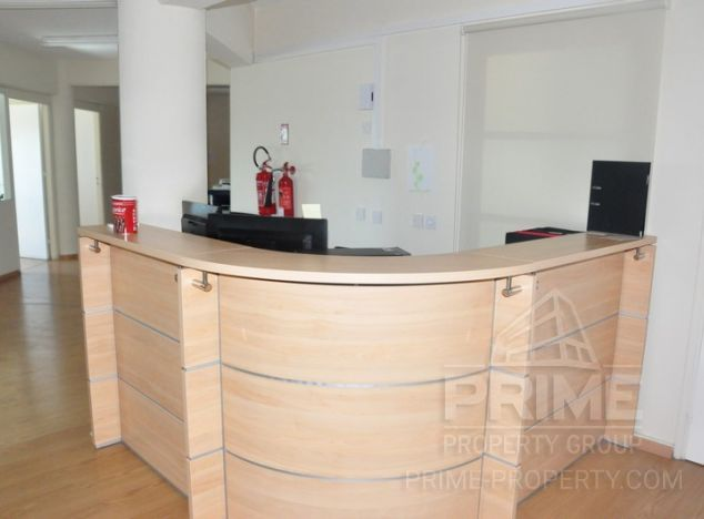 Cyprus property, Office for rent ID:9432