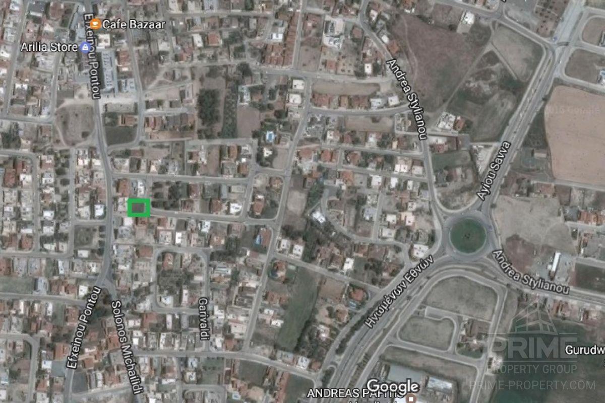 Предложение № 9457 - Larnaca, Land  м2