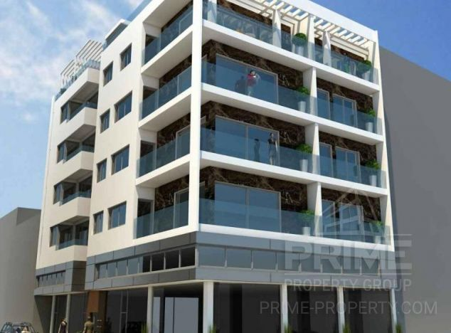 Cyprus property, Penthouse for sale ID:9498