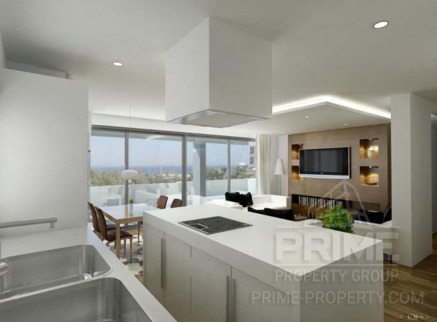 Cyprus property, Penthouse for sale ID:9510