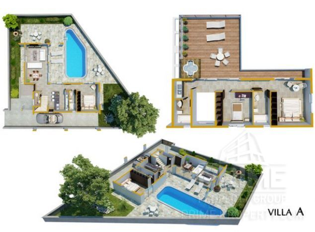 Cyprus property, Villa for sale ID:9521