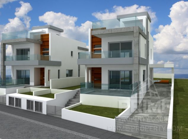 Cyprus property, Villa for sale ID:9578