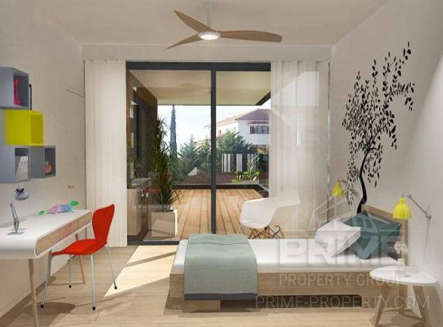 Cyprus property, Apartment for sale ID:9585
