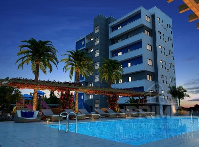 Cyprus property, Apartment for sale ID:9607