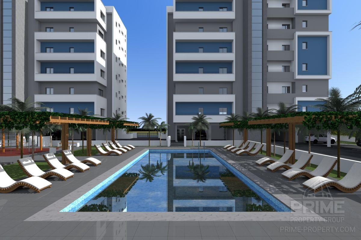 Предложение № 9611 - Limassol, Apartment 127 м2