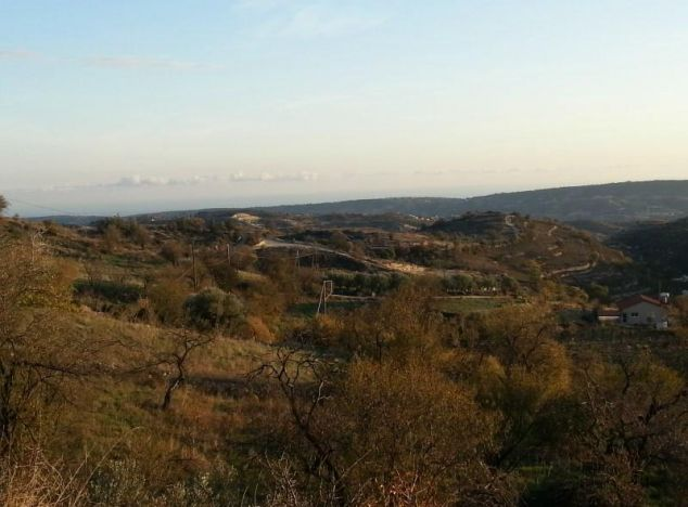 Land 9628 on sell in Troodos
