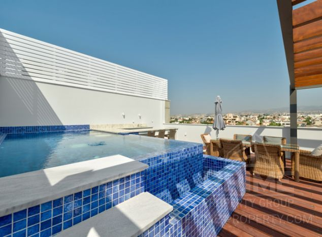Cyprus property, Penthouse for sale ID:9666