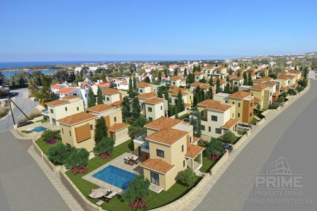 Предложение № 9673 - Paphos, Villa 142 м2