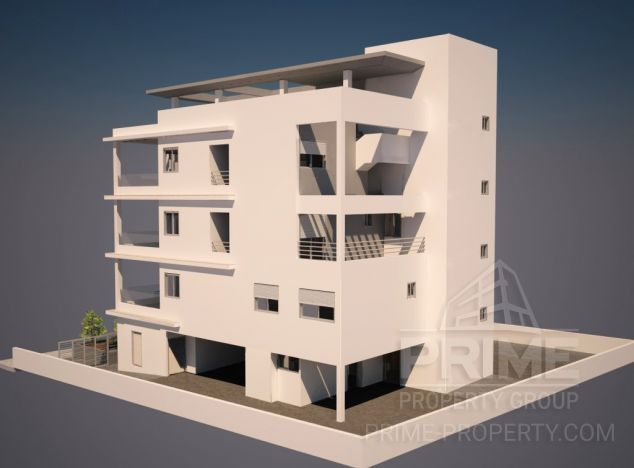 Cyprus property, Apartment for sale ID:9737