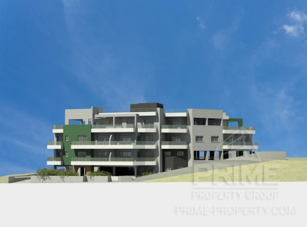 Cyprus property, Apartment for sale ID:9757