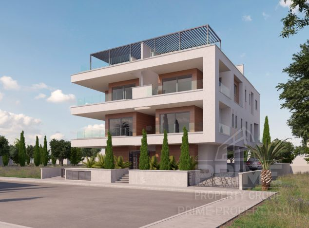 Cyprus property, Apartment for sale ID:9762
