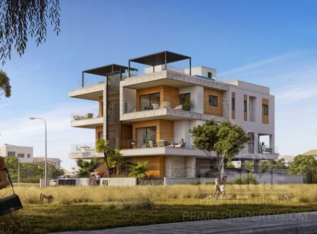 <br>Cyprus property, Apartment for sale ID:9762